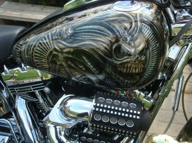 Harley Davidson Motorcycles Rh Fuel Tank Medallion
