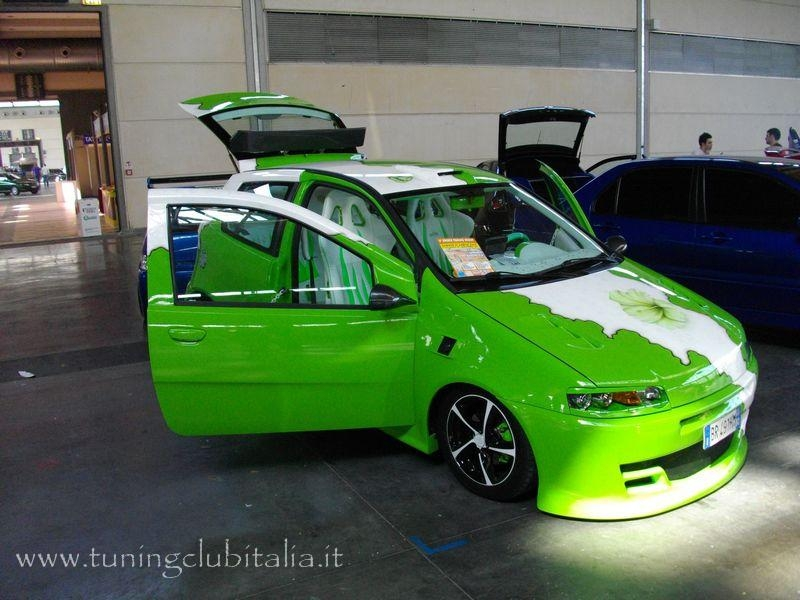 old stuff fiat punto tuning just airbrush. Black Bedroom Furniture Sets. Home Design Ideas