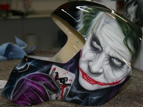 Mask Artist Feature - David Leroux - The Goalie Magazine