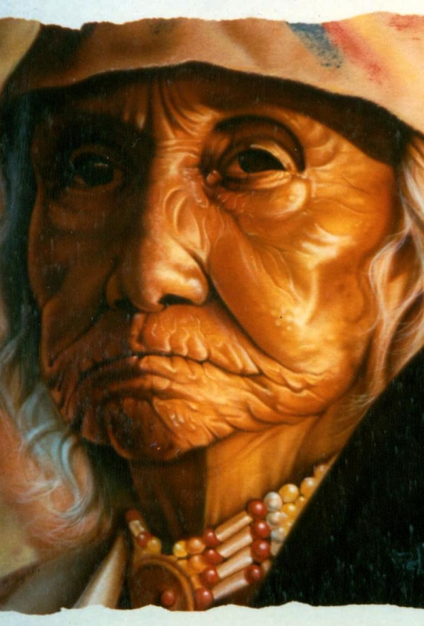 Airbrush Art Patrick Bulger Fine Artist Memorialist Granite