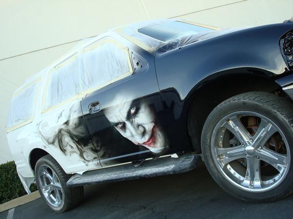 Joker - Skylines Australia