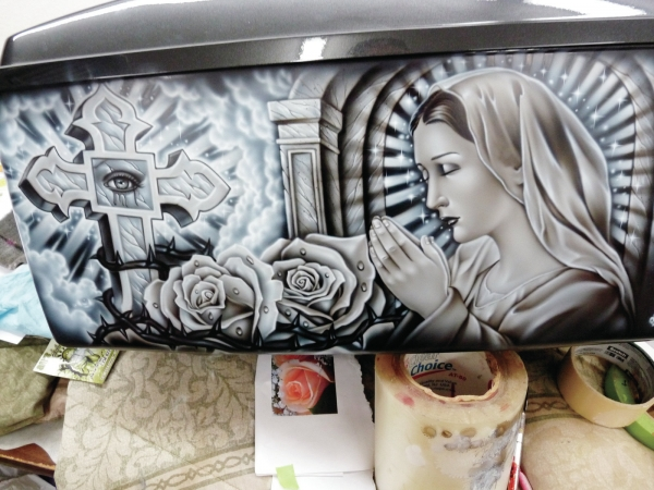 Sal Elias - Favorite Art