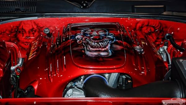 Crazy Clowns - Kustom Airbrush