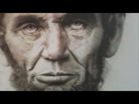 Airbrush Portrait of Abraham Lincoln - YouTube - Airbrush Videos