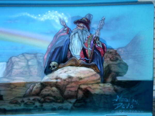 TAILGATE - Wizard