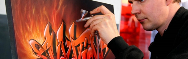 Airbrush Evolution: MOLOTOW