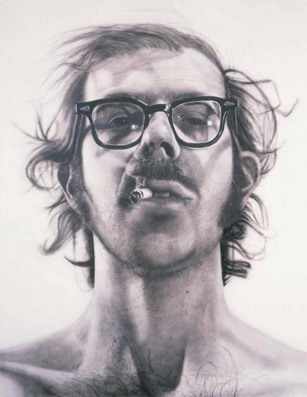Chuck Close   Photorealism