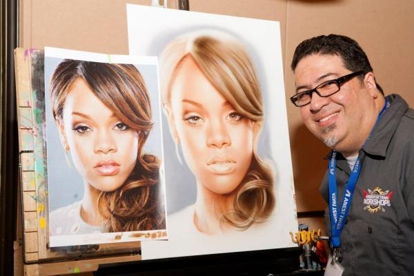 Mr. Soto - Airbrush Getaway Gallery