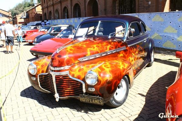 Exposição de carros antigos - Piracicaba