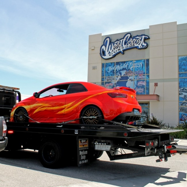 Special Delivery | The World Famous West Coast Customs®