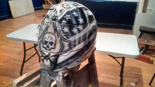 Assassins Creed Helmet