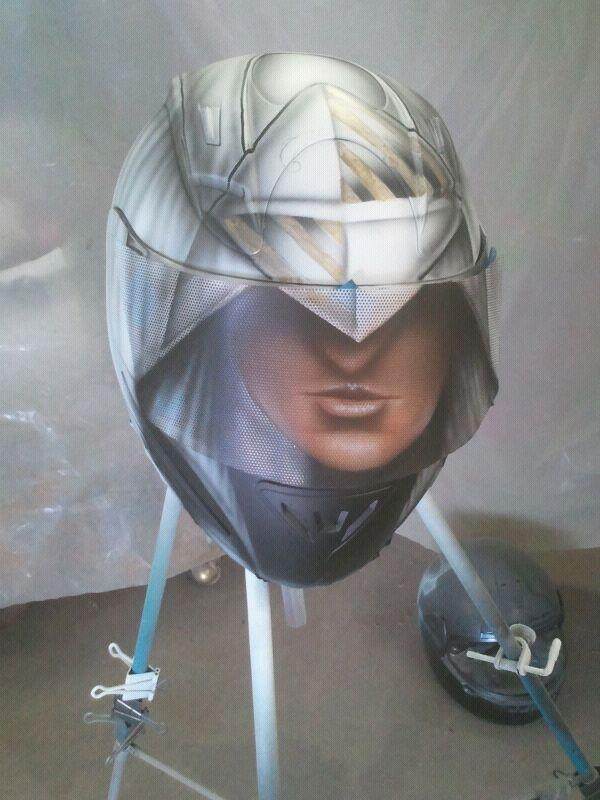 First Creed Helmet