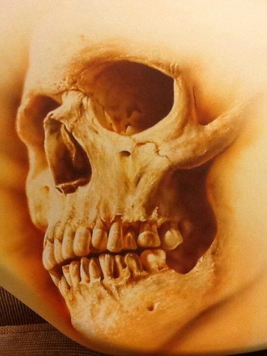 Skull - Fotorealismo