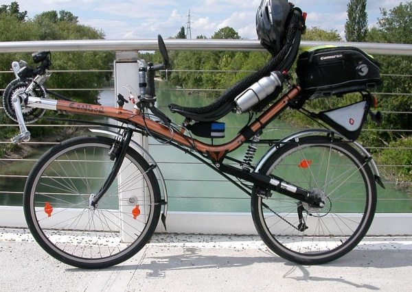 """Condor"" Bicycle by ArteKaos Airbrush"