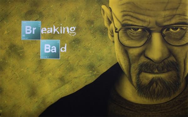 Canvas Breaking Bad