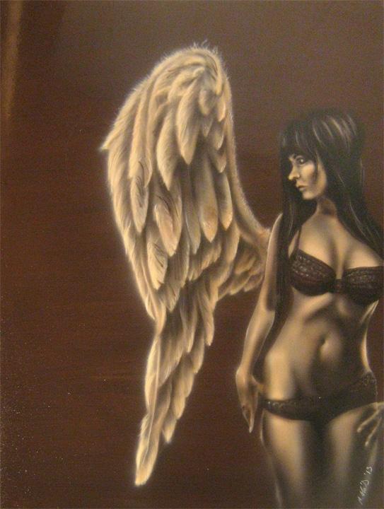 """Angel"" sexy guardian"