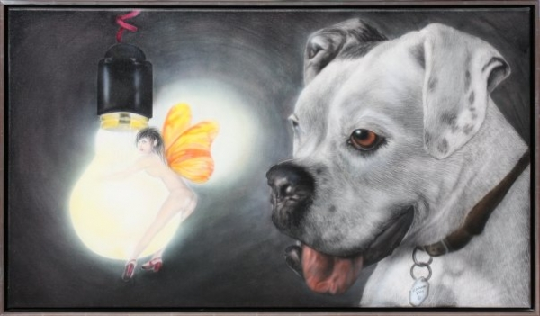 Canvas 100 x 50 cm