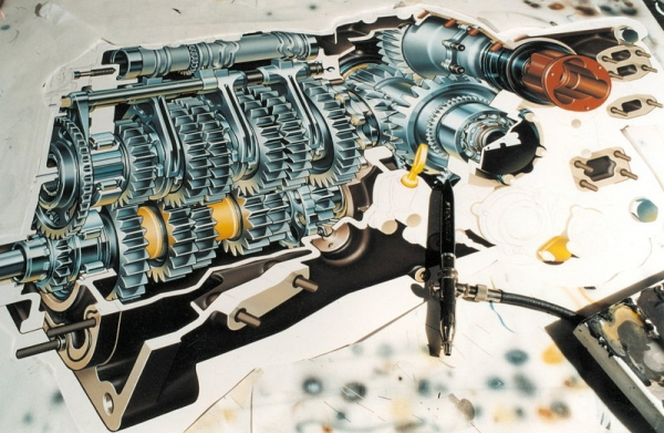 The cutaway drawing and its artists - The AUTOSPORT Forums
