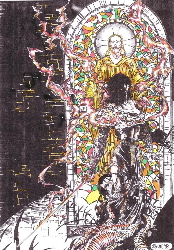 Crusade - by Alessandro Rinaldi on My Art - La TUA ARTE nella Rete