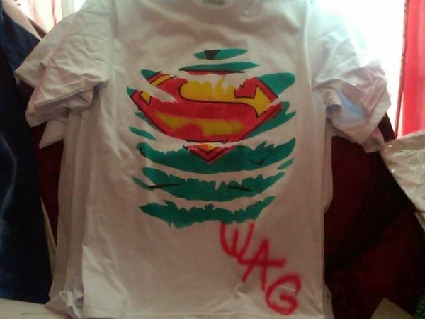 super swag shirt i did