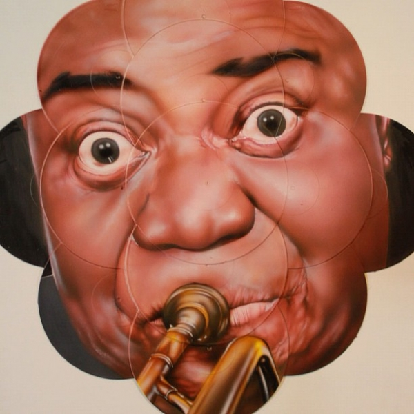 Thomas Detour Evans | artist | airbrush paintings | ink | pointalism | portraits | broken record | jazz | graffitti | denver | colorado