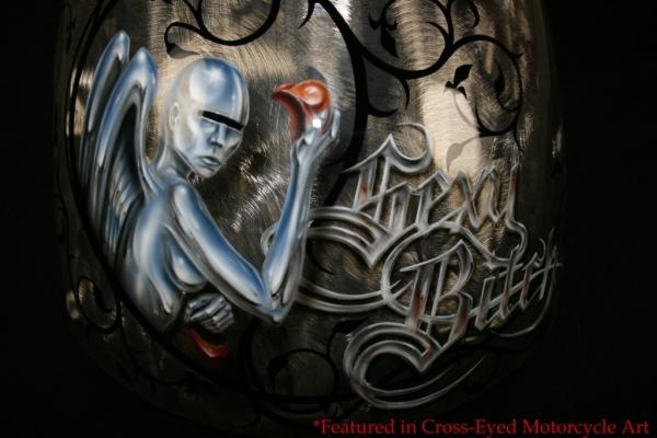Cross Eyed Airbrush