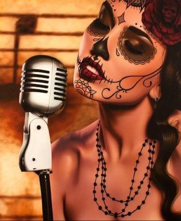 Airbrush Art by Daniel Esparza