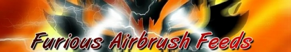 #Follow the late #Airbrush #news via #RSS - All the best on FURIOUSAIRBRUSH.COM - FuriousAirbrush RSS Stories