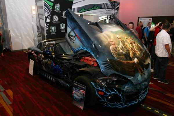 Top 10 Craziest Paint Jobs of SEMA