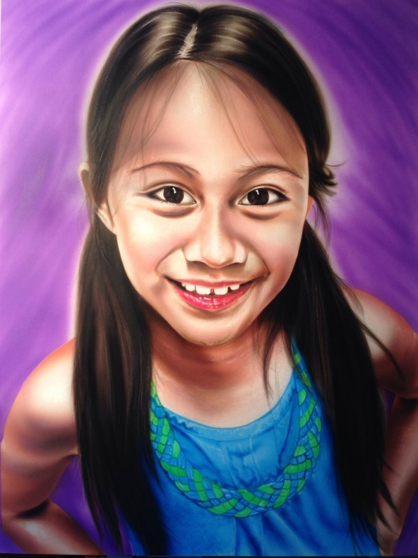 WIP 2 Daughter Nisa by Edwin519