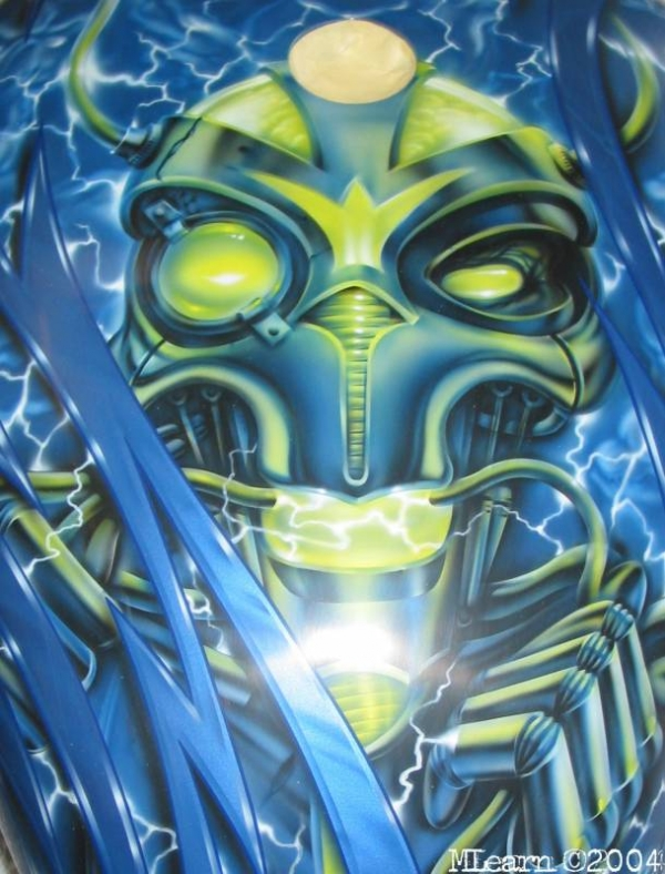 mikelearn.com Airbrush Gallery 4