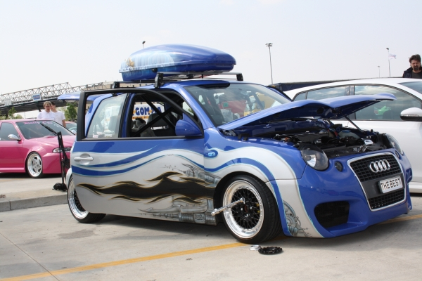 Auto elaborate, volkswagen, vw lupo, macchine km 0, tuning vw lupo the best friend
