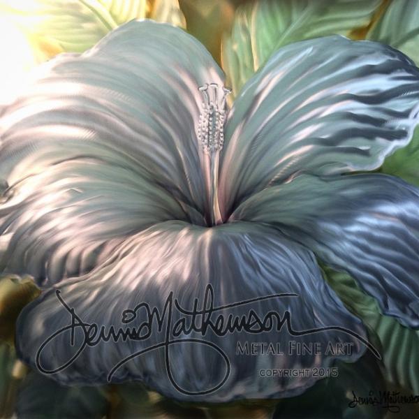 Raw Beauty - Dennis Mathewson Art