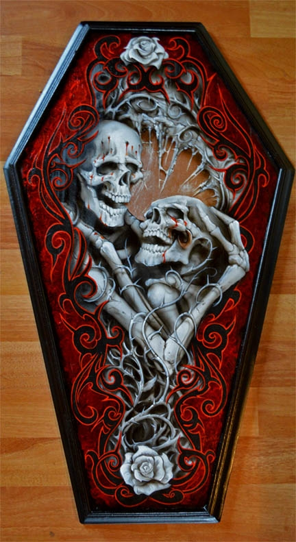 Learn To Airbrush Killer Skulls From Rod Fuchs Justairbrush