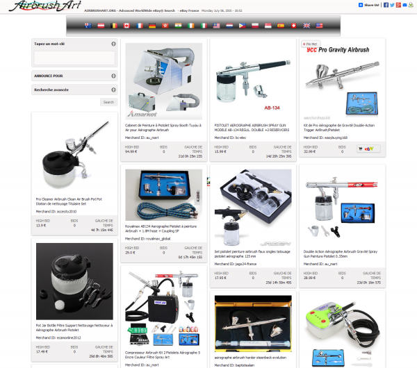 #AirbrushArt.org - Search #Airbrush Equipments WorldWide. http://www.airbrushart.org