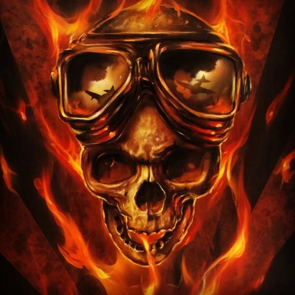 KILLER PAINT - Mr.Lavalle - www.killerpaint.com