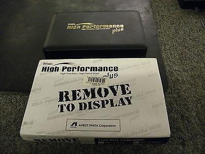 $77 #Iwata High Performance Plus H-4001 HP-C Plus AirBrush Unused In Box *