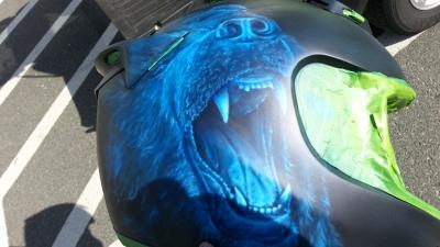 Custom Airbrush Artwork | Victory Motorcycles: Motorcycle Forums