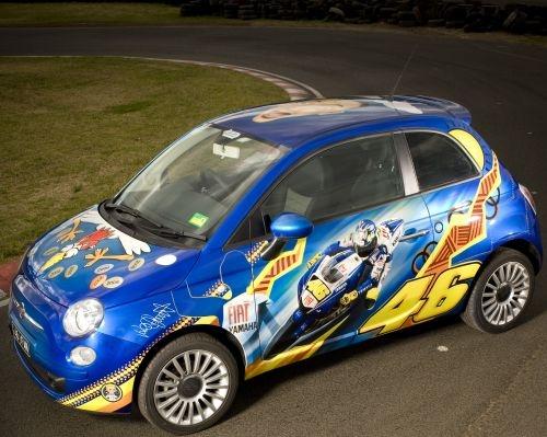 Airbrush Artwork On Cars