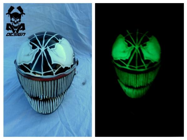 Venom night glow