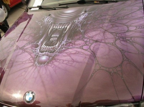 Graphic Design on cars ... do it with style