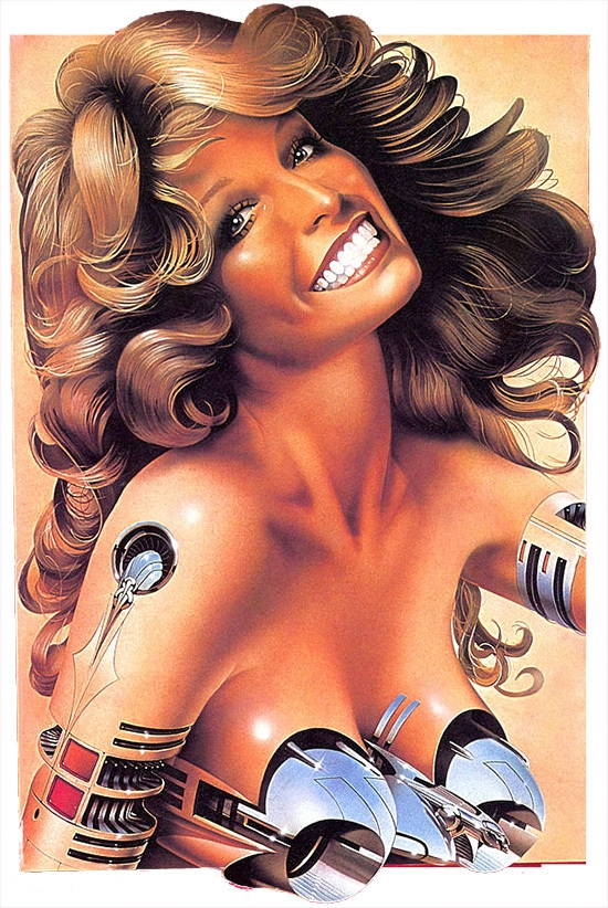 Airbrush Art of the 1970's