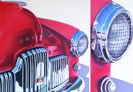 Airbrush Australia | Canvas Art created by Gary Baker | Wollongong | Sydney