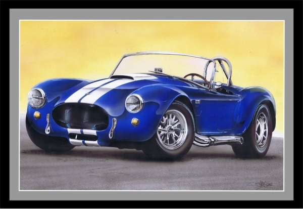 AC Cobra by SteveHatt