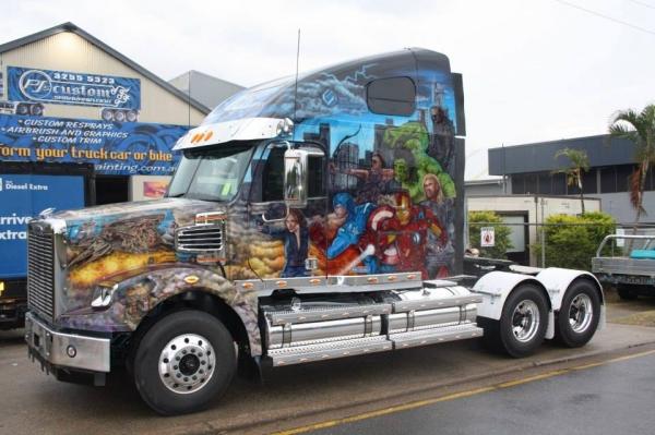 My Life Food Truck