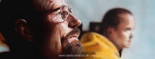 Easton Arts - Custom Paint Shop in Liverpool (UK) - Fotorealismo