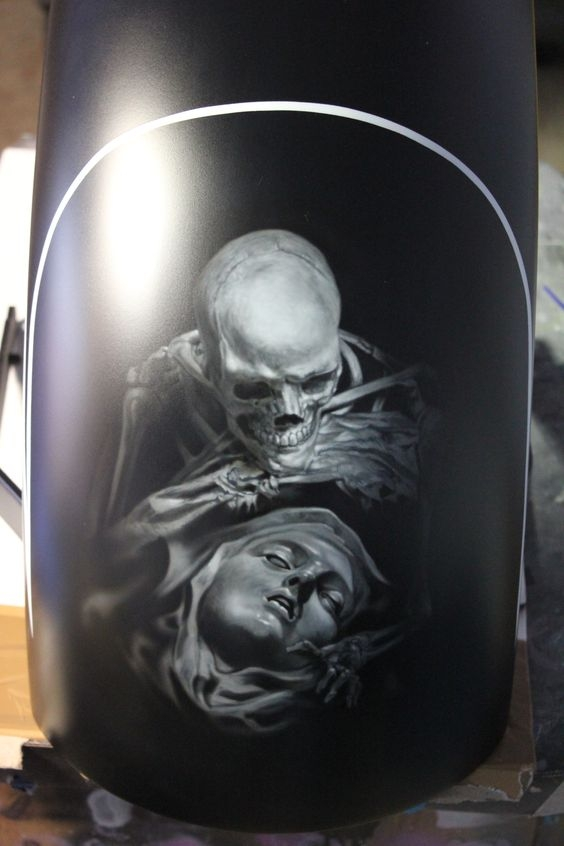 Airbrush Art - This Is My Life