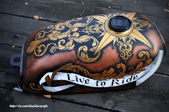 Live to Ride... - This Is My Life