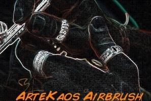 ArteKaos Airbrush - Official Website www.artekaos.com - Airbrush is Art...