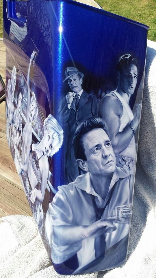 Hollywood Icons - Fotorealismo